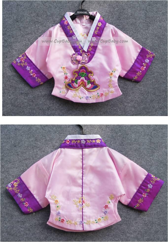 韩国传统儿童服饰_儿童网